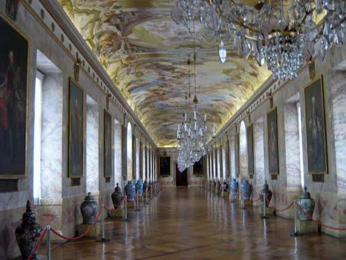 Швабский Версаль, крупнейший замок в стиле барокко в Германии