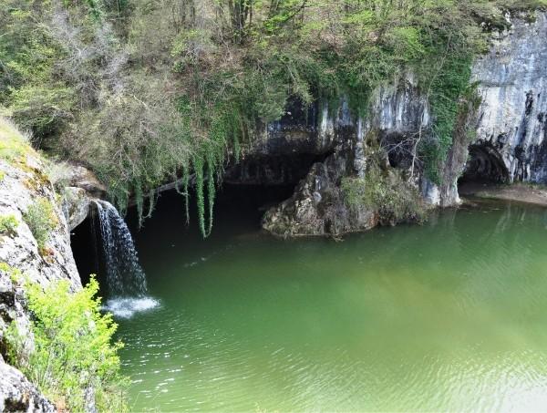 водопад-