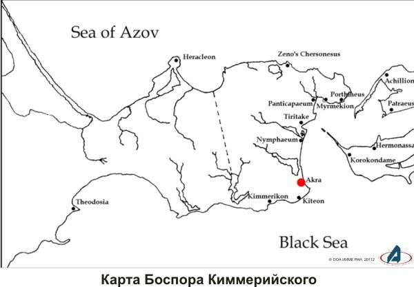 карта-акра