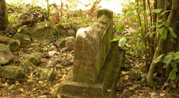 мангуп- Караимское кладбище