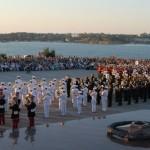 Фестиваль «Война и мир» в Севастополе.