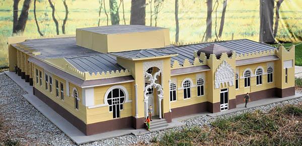 1-Евпаторийский Краеведческий музей.