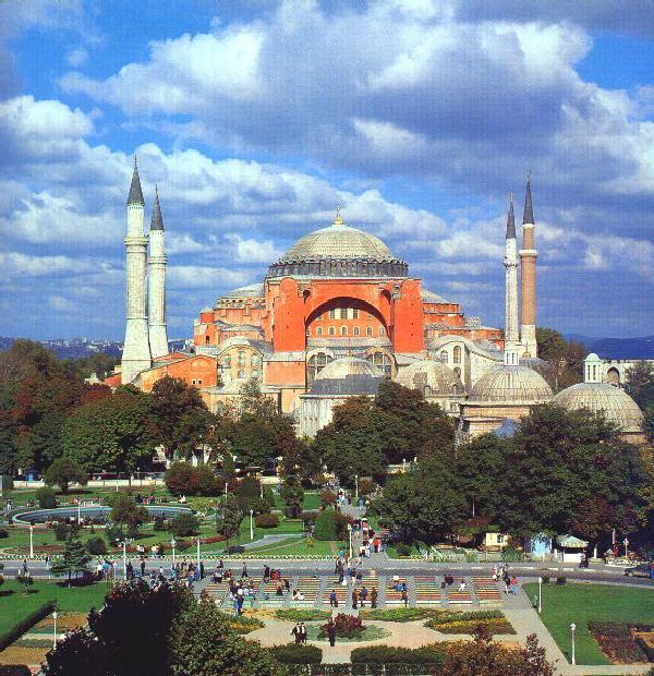 1 св.София-Турция-Стамбул- St. SOPHIA