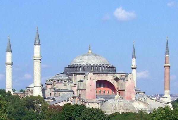 1-софийский собор-стамбул