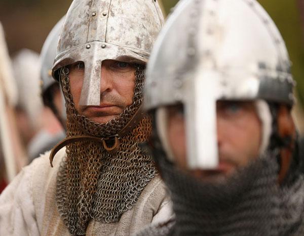 11-норманы-битва при Гастингсе