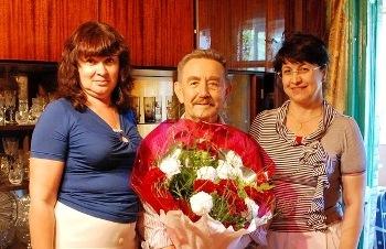 Алексею Шмакову 80 лет