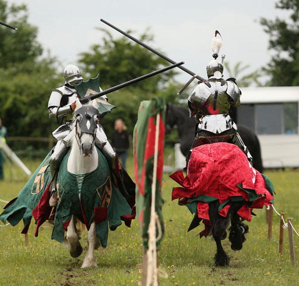 4-Средневековый рыцарский турнир