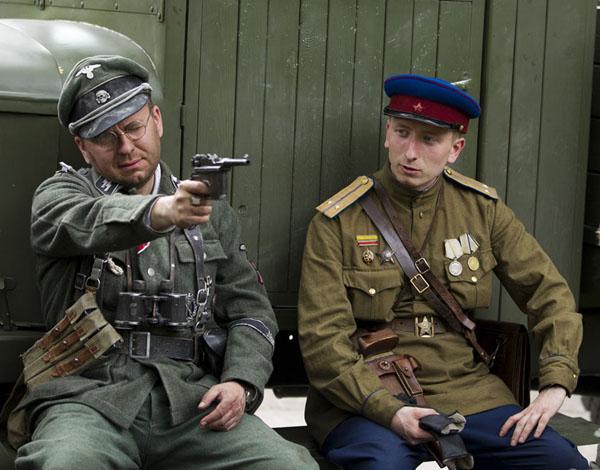 6-1945 году бои за Берлин