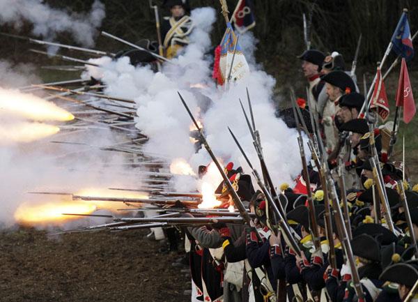 7-битвы Наполеона под Аустерлицем