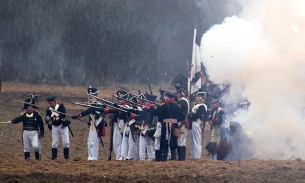 7-сражения 1812 года на Березине