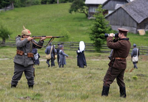 8-сражения в Первой мировой войне