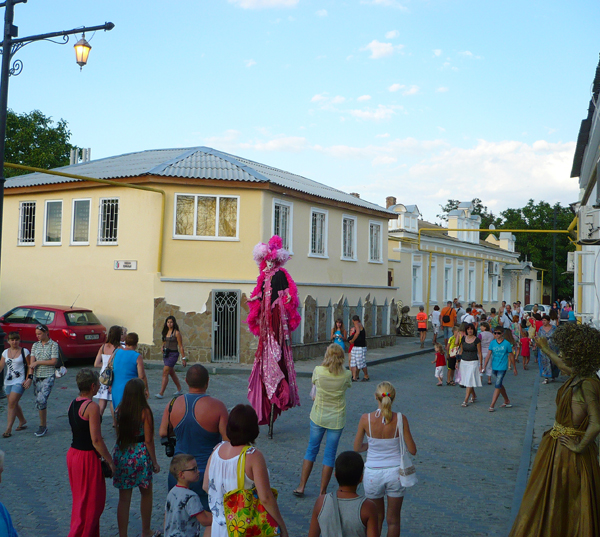 summer evening-2013