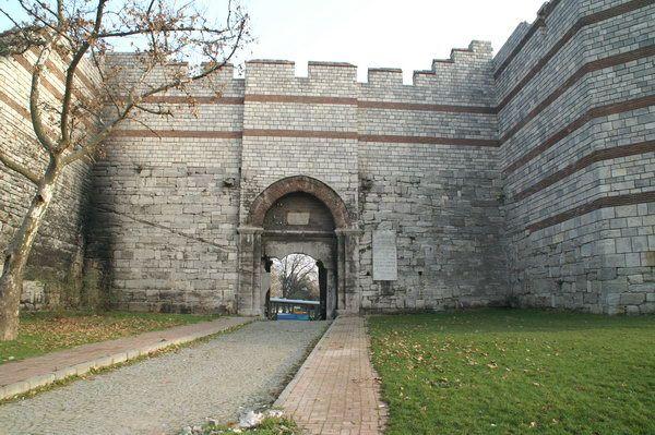 charisius-gate