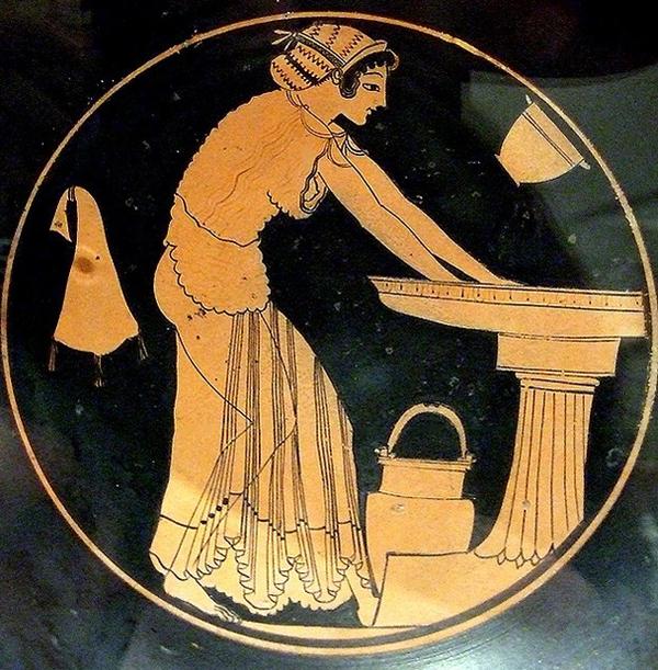 Гигиена-500 г. до н.э.