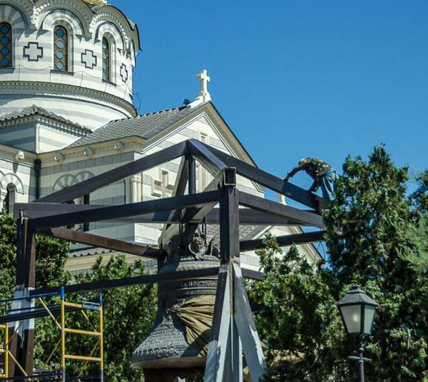 колокол-церковь св. владимира