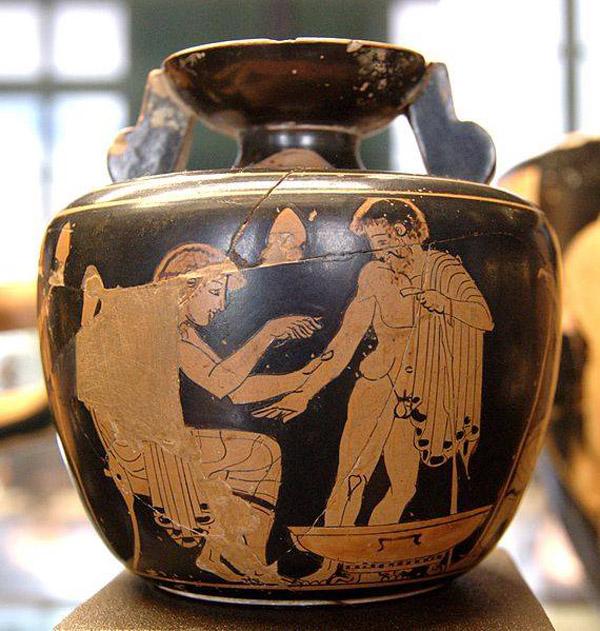 мед.врачевание-480 – 470 до н.э.,