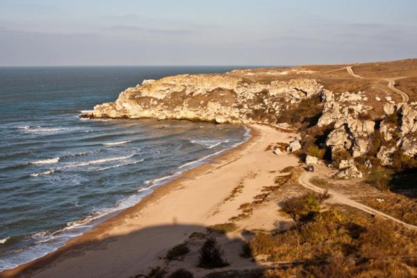 1-Генеральские пляжи