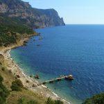 Лучшие дикие пляжи Крыма