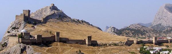 Genoese_fortress_in_Sudak