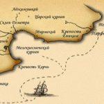 Древнегреческий город Тиритака