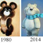 Олимпийские Медведи и наше общество