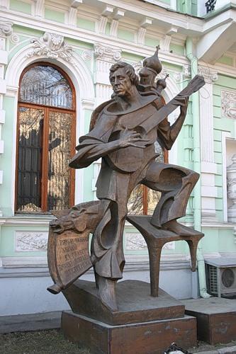 Москва-Высотскому от Церетели