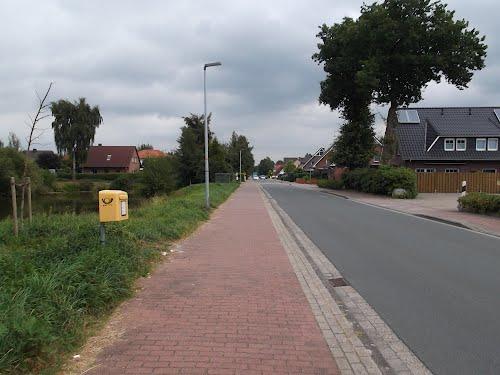 Нижняя Саксония Эдевехт-вело-дорожка