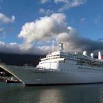 Возрождение круизного туризма в Крыму