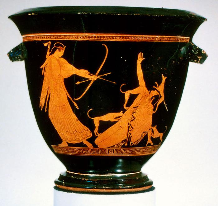 Артемида и Актеон