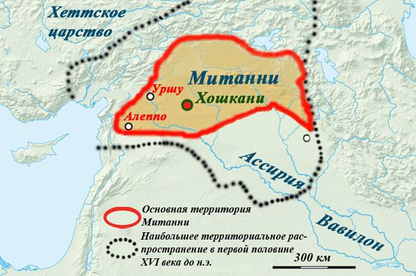 Митаннийское царство