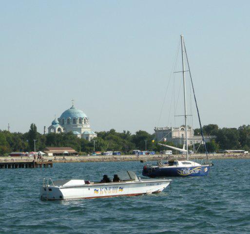 св. Николая+яхта