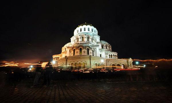 собора Александра Невского в софии