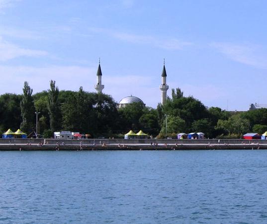 0-Мечеть Джума Хан Джами-