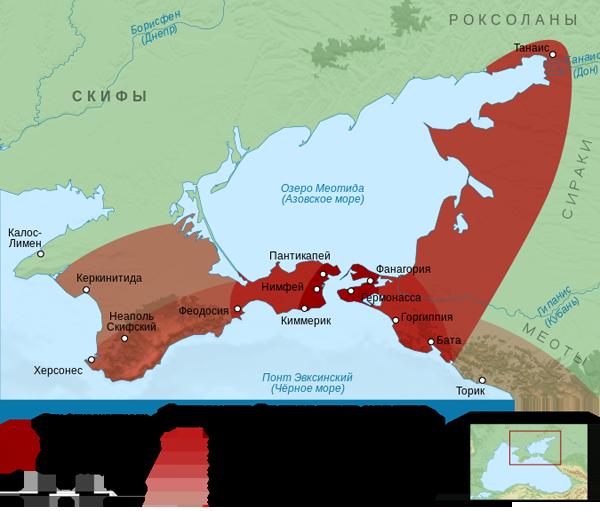 Bosporan_Kingdom_480 до н. э. — VI в. н.э. g