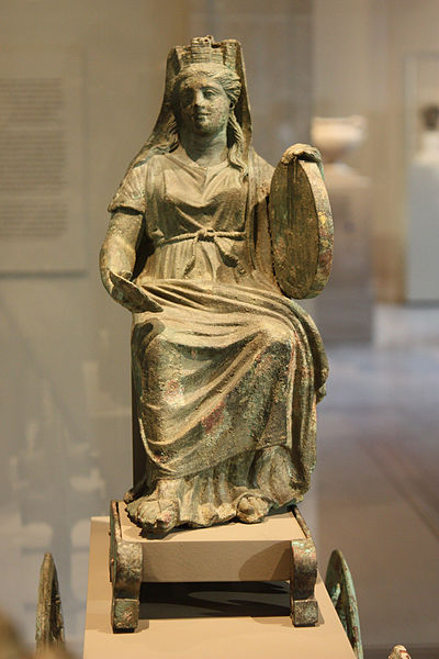 Bronze_statuette_of_Cybele