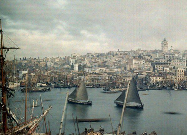Constantinople in Color, 1923