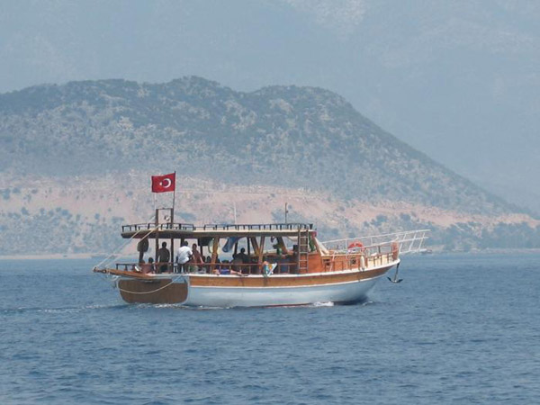 Turkey-ship