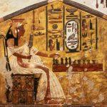 Косметика в Древнем Египте.