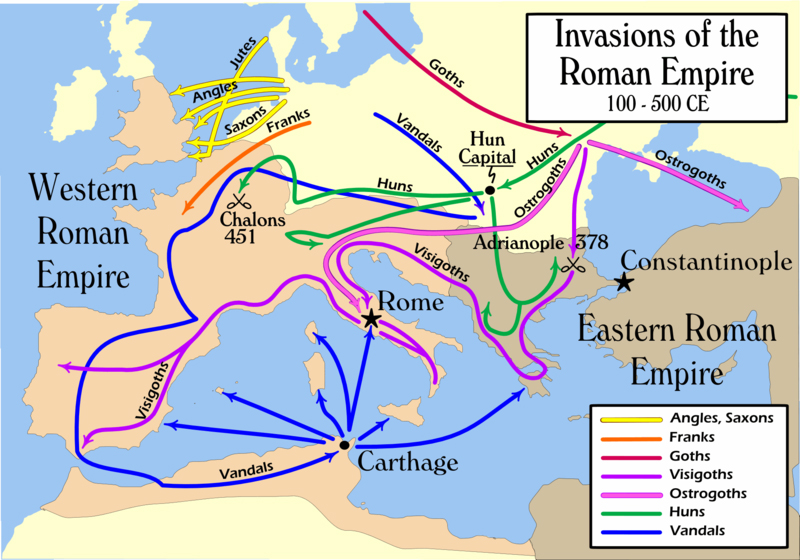 Вторжение-Invasions_of_the_Roman_Empire_1