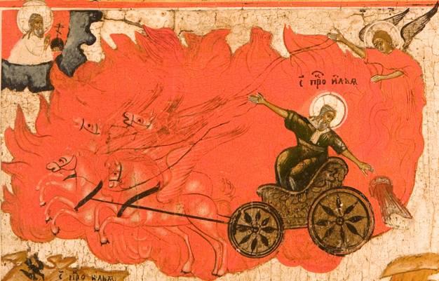 Громовержец - Илья Пророк