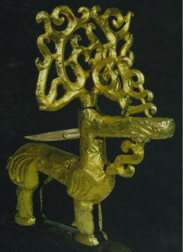 Филипповка I, курган 1