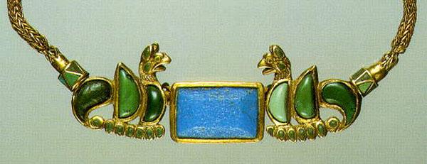 грифоны-Ожерелье
