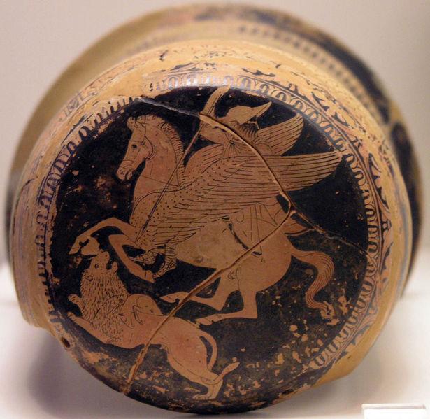 1Эпинетрон с Пегасом—V в. до н. э