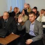 Обращение Евпаторийского городского совета к Президенту Украины