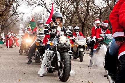 2014---Санта-Клаус отдыхает