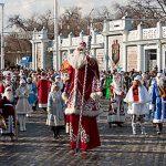 9 фестиваль-конкурс «Санта Клаус отдыхает, на арене Дед Мороз-2013».