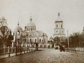 Георгиевская и Ирининская церкви
