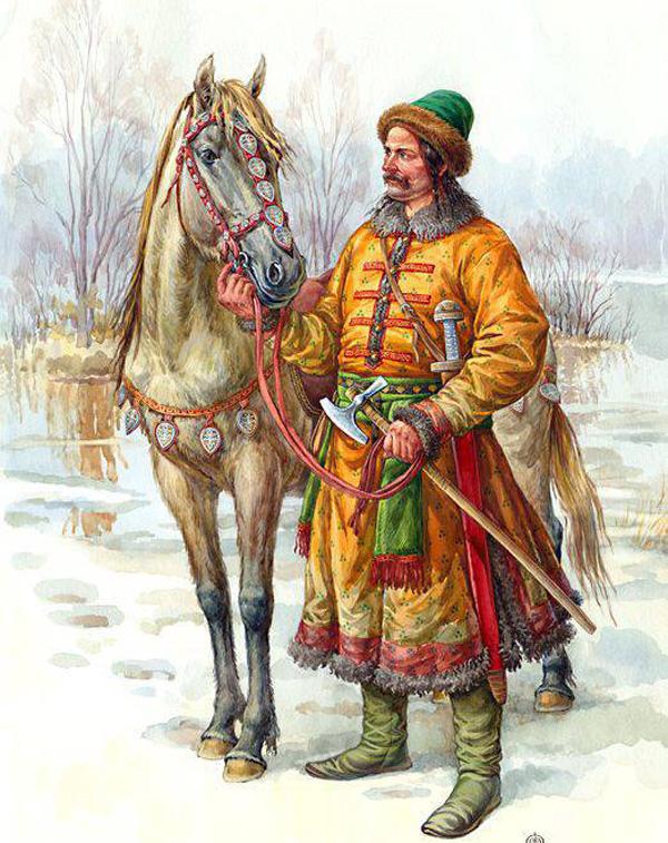 kievskij-druzhinnik-x-veka-po-materialam-raskopok-m-k-kargera