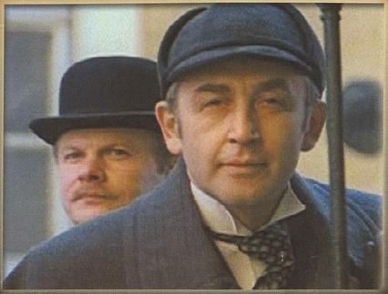 Ливанов-Шерлок холмс