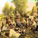 Типы Донских казаков и особенности их говора. (Глава II.)